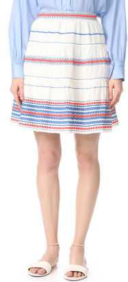 Club Monaco Ploye Skirt $189.50 thestylecure.com