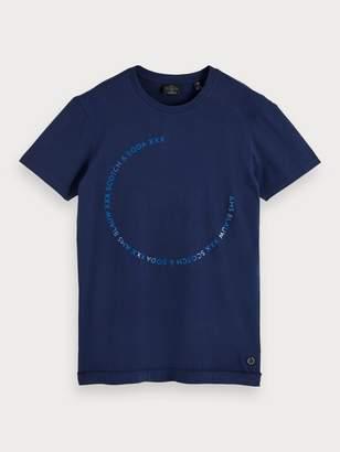Scotch & Soda Inside-Out T-Shirt
