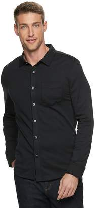 Marc Anthony Men's Slim-Fit Soft Touch Button-Down Shirt
