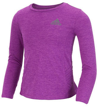 Adidas Girls 2-6x Pretty Strong Clima Performance Top $30 thestylecure.com
