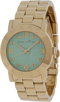 Marc Shoes by Women's Amy MBM3301 Stainless-Steel Quartz Watch