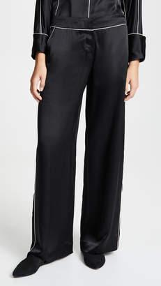 Jason Wu Grey Silk Pants