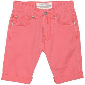 Nautica Big Boys' Cuffed Shorts