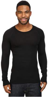 Icebreaker Everyday Light Weight Merino Long Sleeve Crewe Men's Clothing