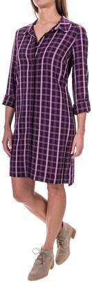 G.H. Bass & Co. Plaid Shirt Dress - Liner Dress, Long Sleeve (For Women) $29.99 thestylecure.com