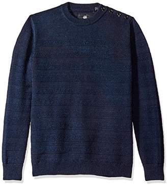 G Star Men's Dadin Indigo R Sweater