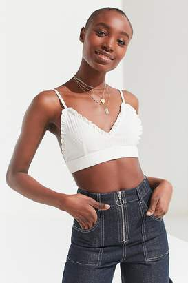 Out From Under Rhea Ribbed Bralette Top