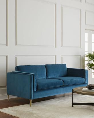Moderne Sofas Design. Rattan Living Room Set Rattan Schlafsofa ...