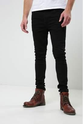 Next Mens Threadbare Super Skinny Wash Jeans