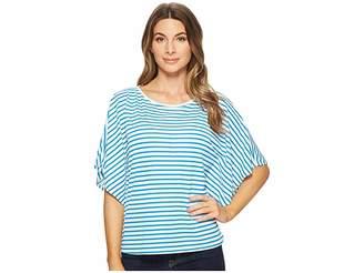 Lauren Ralph Lauren Jersey Dolman-Sleeve Top Women's Clothing