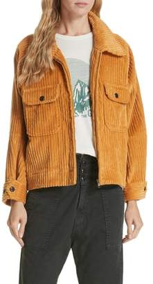 The Great The Boxy Corduroy Jacket