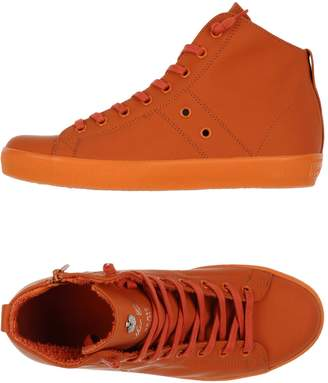 Leather Crown High-tops & sneakers - Item 11235595GK