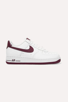 Nike Air Force 1 '07 Leather Sneakers - White