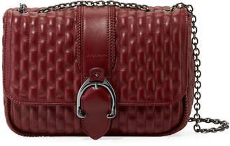 Longchamp Amazon Small Leather Crossbody Bag