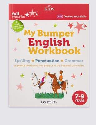 Marks and Spencer English Workbook