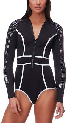 Waimea Duskii Bay Long-Sleeve Bikini Suit - Women's
