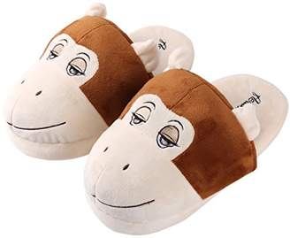 Aerusi Unisex-Kids Animal Slipper