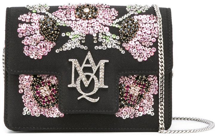 Alexander McQueenAlexander McQueen Insignia crossbody bag