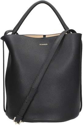 Jil Sander Basket Handle Lg Bag