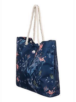 Roxy NEW ROXYTM Tropical Vibe Printed Beach Bag Womens Handbag