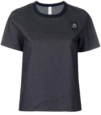 Carven bug patch T-shirt