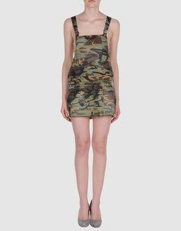 (+) PEOPLE Skirt overalls