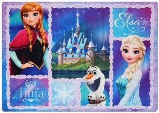 """Disney Disney's Frozen Anna & Elsa Rug - 4'6"""" x 6'6"""""""