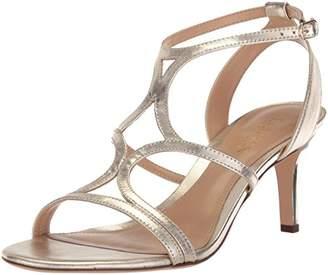 Lauren Ralph Lauren Women's GILAH-SN-DRS Heeled Sandal