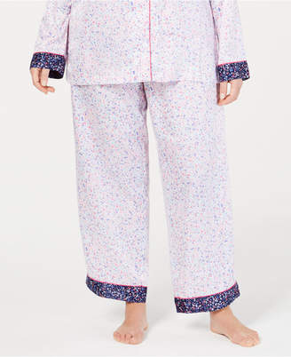 Charter Club Plus Size Pajama Pants
