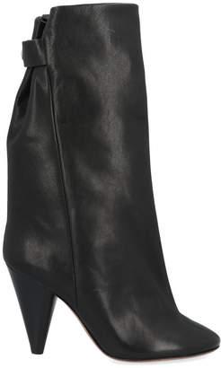 Isabel Marant Lakfee Cone Heel Boots