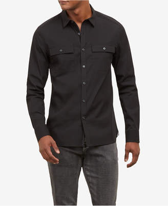 Kenneth Cole New York Kenneth Cole Men's Investment Two-Pocket Shirt