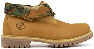 """Timberland 6"""" Roll-Top Boot Wheat Camo"""