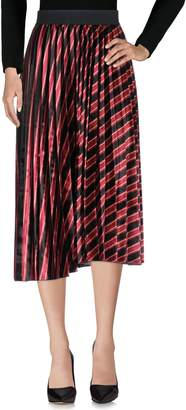 Vicolo 3/4 length skirts