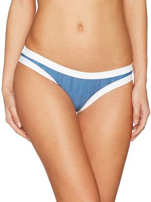 Seafolly Women's Block Party Hipster Bikini Bottom