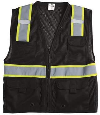 ML Kishigo - Enhanced Visibility Multi-Pocket Mesh Vest - B100-103