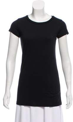 Adriano Goldschmied Short Sleeve Knit Top