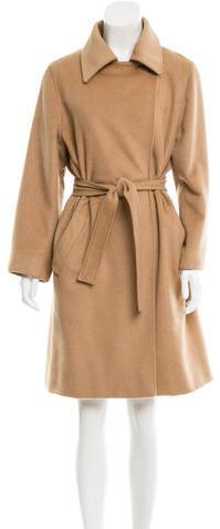 Max MaraMaxMara Long Camel Hair Coat