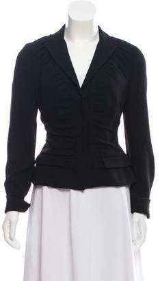 Prada Crepe Evening Jacket