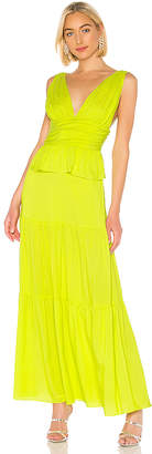 Cynthia Rowley Parker Maxi Dress
