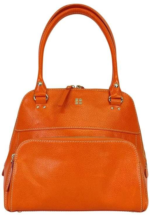 Kate Spade Maeda Orange Satchel Bag - ORANGE - STYLE