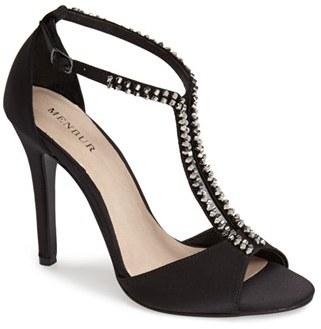 Women's Menbur 'Albunol' T-Strap Sandal $198.95 thestylecure.com