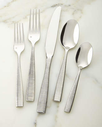 Fortessa 20-Piece Ringo Flatware Set