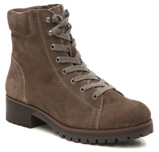 Crown Vintage Otter Combat Boot