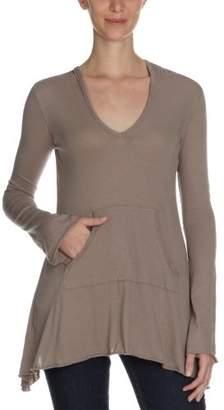 Bobi Women's V-Neck Long - regularLong Sleeve Top