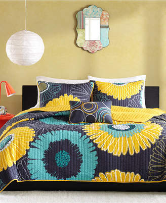 Mi Zone Alice 3-Pc. Twin/Twin Xl Coverlet Set Bedding
