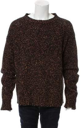 Versace Multicolor Knit Sweater