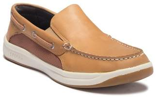 Sperry Convoy S\u002FO Leather Boat Shoe - Wide Widths Available