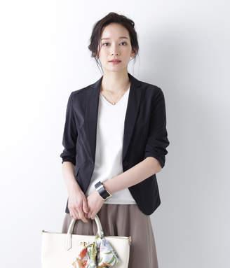 NEWYORKER women's 【手洗い可能】SUMMER TIME Jacket(サマータイムジャケット)