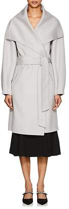 THE LOOM Women's Brushed Wool Belted Coat
