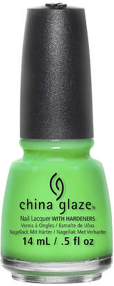 China Glaze In the Lime Light Nail Polish - .5 oz.